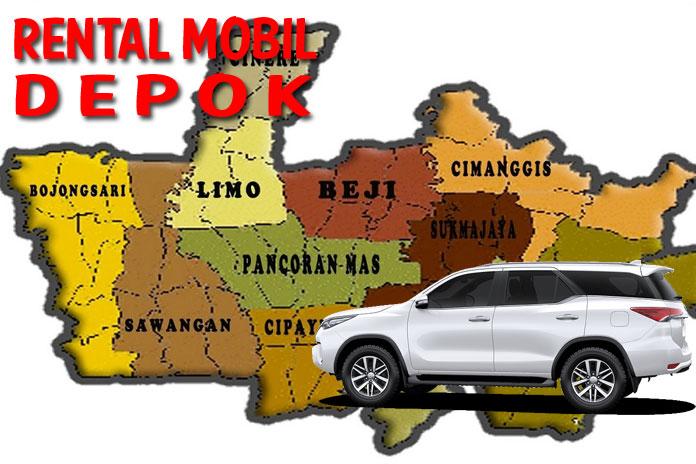 Daftar Harga Rental Mobil Depok Sewa Harian Gratis Supir