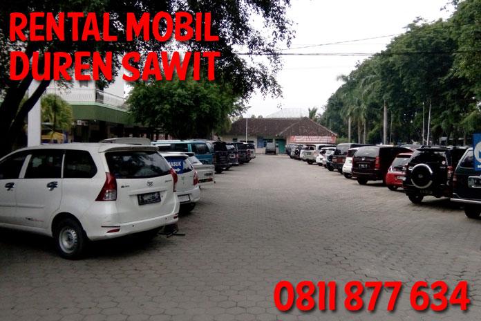 Daftar Harga Rental Mobil Duren Sawit Sewa Harian Gratis Supir