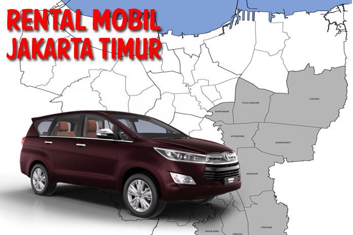 Daftar Harga Rental Mobil Jakarta Timur Sewa Harian Gratis Supir