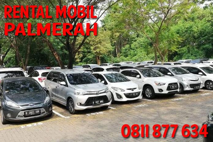 Daftar Harga Rental Mobil Palmerah Sewa Harian Gratis Supir