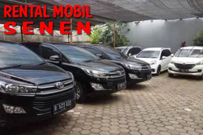 Daftar Harga Rental Mobil Senen Sewa Harian Gratis Supir