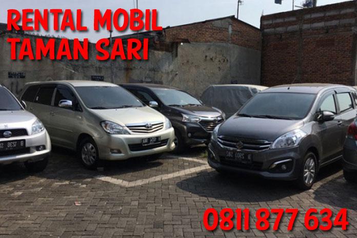 Daftar Harga Rental Mobil Taman Sari Sewa Harian Gratis Supir