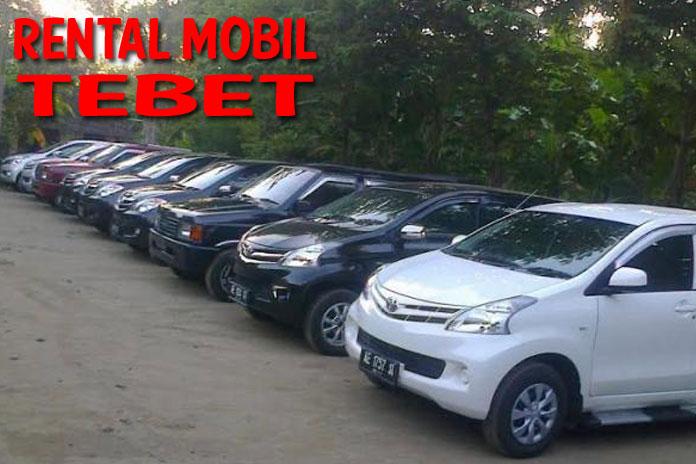 Daftar Harga Rental Mobil Tebet Sewa Harian Gratis Supir