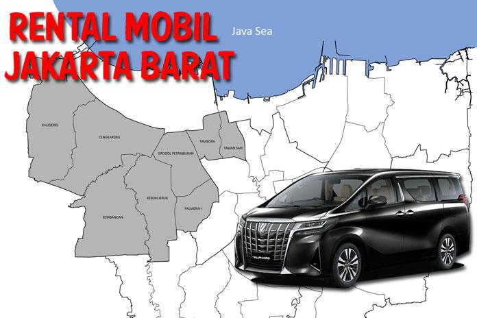 Daftar Harga Rental Mobil Jakarta Barat Harian Gratis Supir