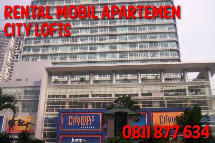 Sewa Rental Mobil City Lofts Residence unit Lengkap Harga Kompetitif