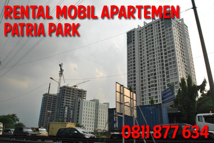 Sewa Rental Mobil Patria Park unit Lengkap Harga Kompetitif