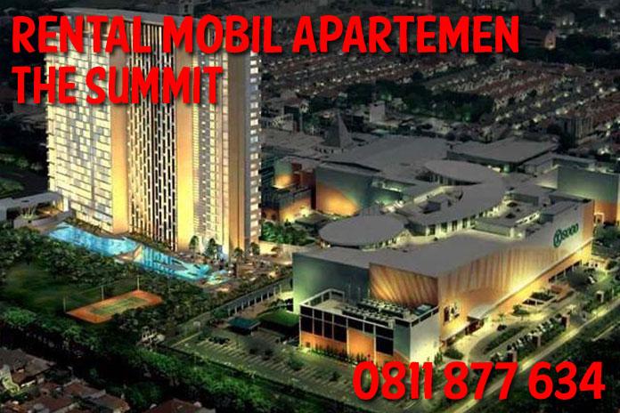 Sewa Rental Mobil The Summit unit Lengkap Harga Kompetitif