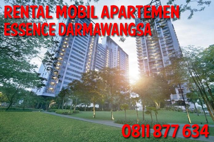 Sewa Rental Mobil apartemen Essence Darmawangsa unit Lengkap Harga Kompetitif