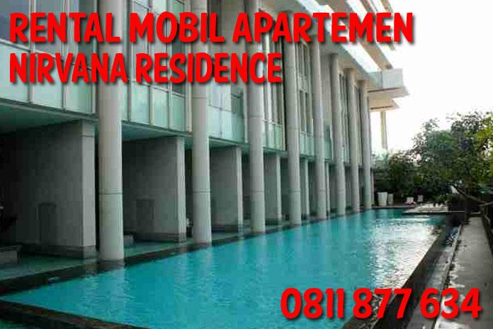 Sewa Rental Mobil Nirvana Residence unit Lengkap Harga Kompetitif