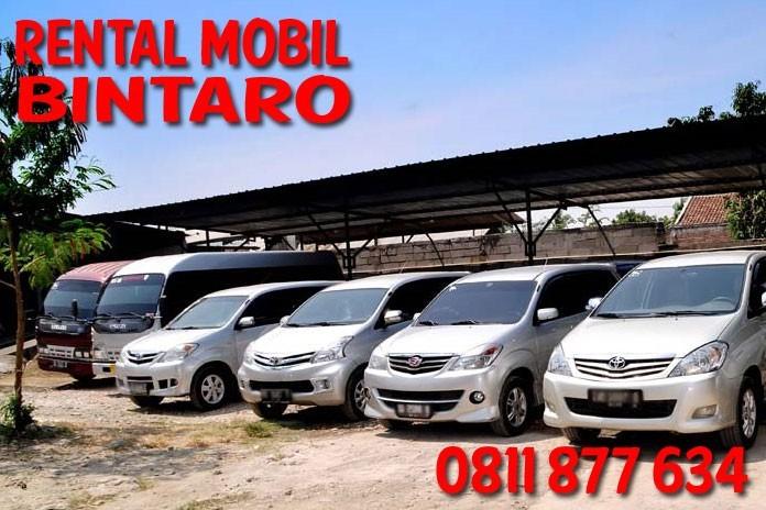 Jasa Rental Mobil Bintaro Pesanggrahan Sewa Harian Bulanan Harga Murah