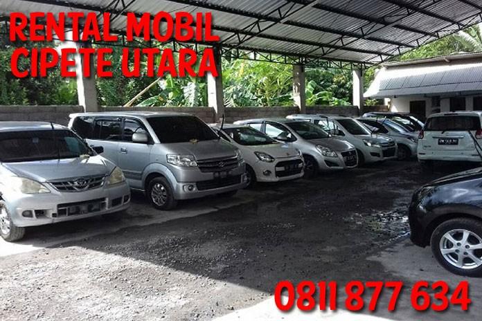Jasa Rental Mobil Cipete Utara Kebayoran Baru Sewa Harian Bulanan Harga Murah