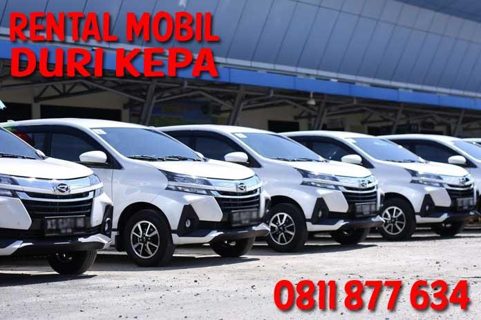 Jasa Rental Mobil Duri Kepa Sewa Harian Gratis Sopir Harga Murah