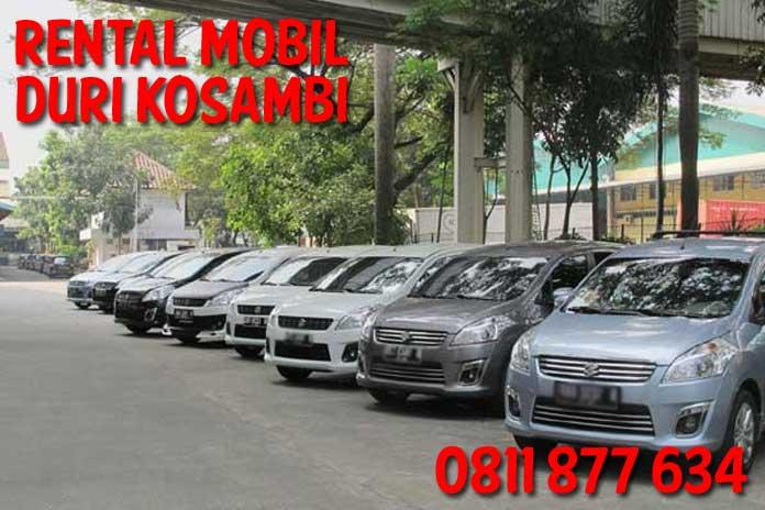 Jasa Rental Mobil Duri Kosambi Sewa Harian Gratis Sopir Harga Murah