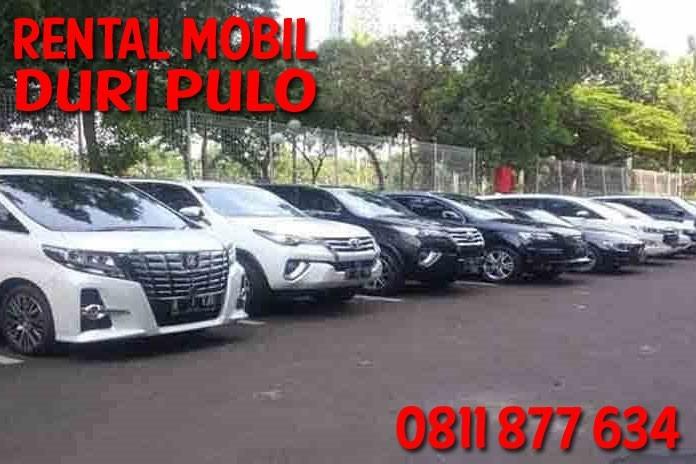 Jasa Rental Mobil Duri Pulo Kemayoran Sewa Harian Gratis Sopir Harga Murah