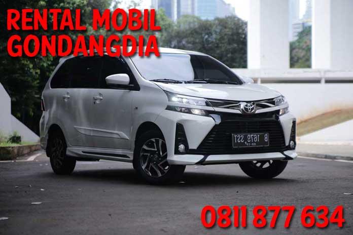 Jasa Rental Mobil Gondangdia Menteng Sewa Harian Gratis Sopir Harga Murah