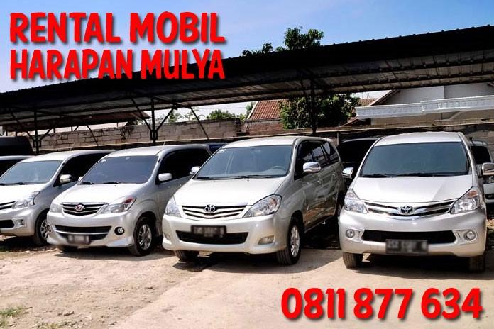 Jasa Rental Mobil Harapan Mulya Kemayoran Sewa Harian Gratis Sopir Harga Murah
