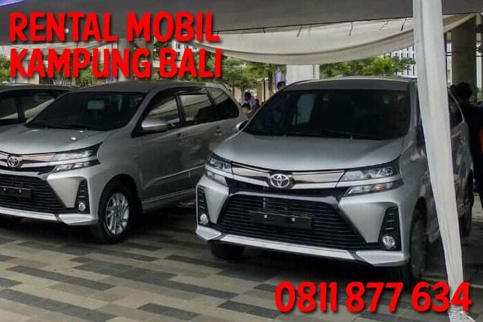 Jasa Rental Mobil Kampung Bali Tanah Abang Sewa Harian Gratis Sopir Harga Murah