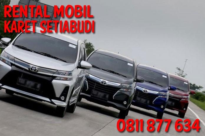 Jasa Rental Mobil Karet Setiabudi Sewa Harian Bulanan Harga Murah