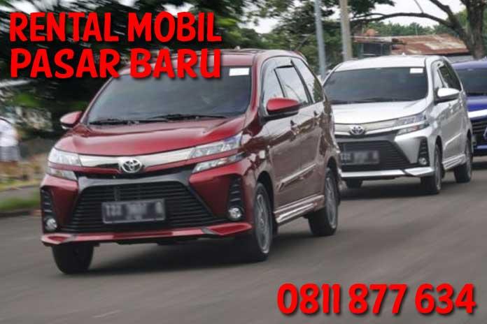 Jasa Rental Mobil Pasar Baru Sawah Besar Sewa Harian Gratis Sopir Harga Murah