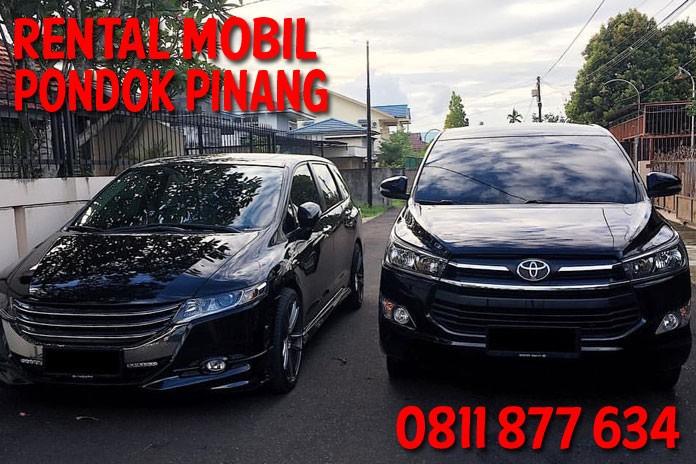 Jasa Rental Mobil Pondok Pinang Kebayoran Lama Sewa Harian Bulanan Harga Murah