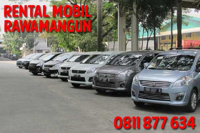 Jasa Rental Mobil Rawamangun Sewa Harian Gratis Sopir Harga Murah