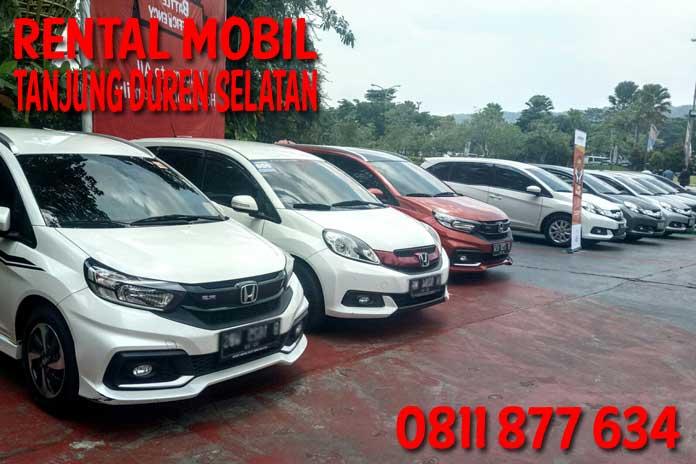 Jasa Rental Mobil Tanjung Duren Selatan Sewa Harian Gratis Sopir Harga Murah
