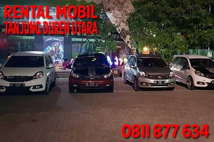 Jasa Rental Mobil Tanjung Duren Utara Sewa Harian Gratis Sopir Harga Murah