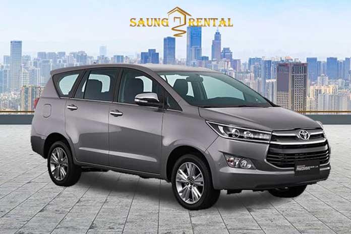 Rental Mobil Innova Unit Terbaik dan Berkualitas di Jakarta