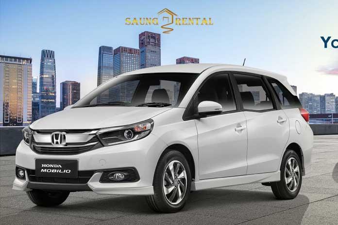 Rental Mobil Mobilio Unit Terbaik, Aman dan Terpercaya di Jakarta