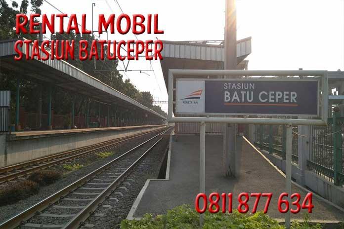 Sewa Rental Mobil di Stasiun Batuceper Murah Unit Lengkap Free Driver