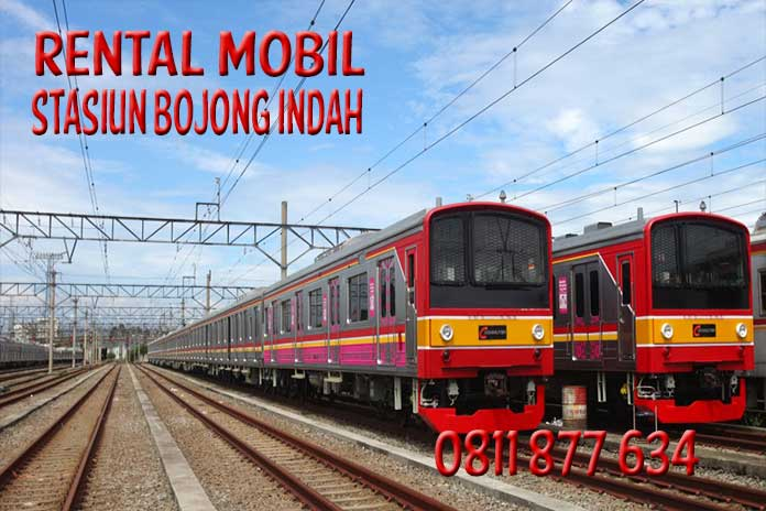Sewa Rental Mobil di Stasiun Bojong Indah Harga Murah Unit Lengkap Free Driver