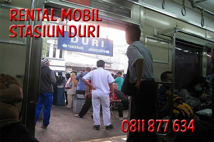 Sewa Rental Mobil di Stasiun Duri Harga Murah Unit Lengkap Free Driver