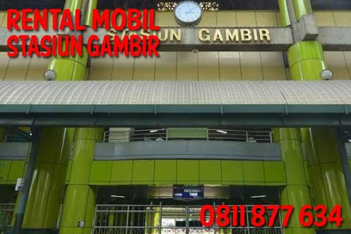 Sewa Rental Mobil di Stasiun Gambir Harga Murah Unit Lengkap Free Driver