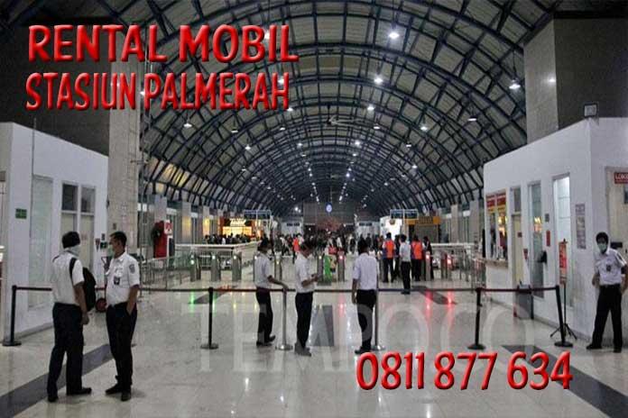 Sewa Rental Mobil di Stasiun Palmerah Harga Murah Unit Lengkap Free Driver