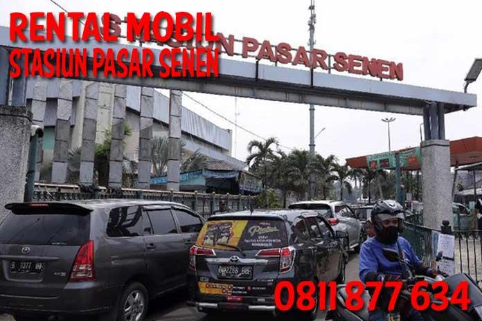 Sewa Rental Mobil di Stasiun Pasar Senen Murah Unit Lengkap Free Driver