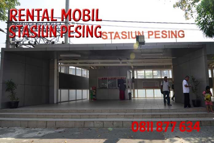Sewa Rental Mobil di Stasiun Pesing Harga Murah Unit Lengkap Free Driver
