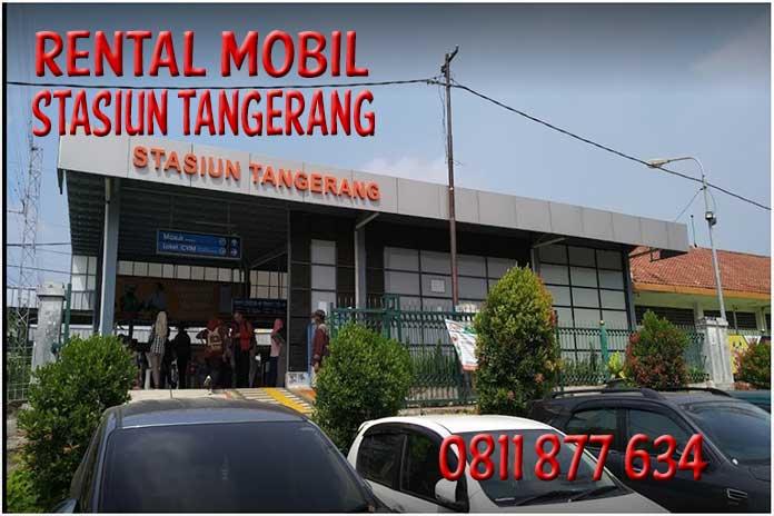 Sewa Rental Mobil di Stasiun Tangerang Murah Unit Lengkap Free Driver