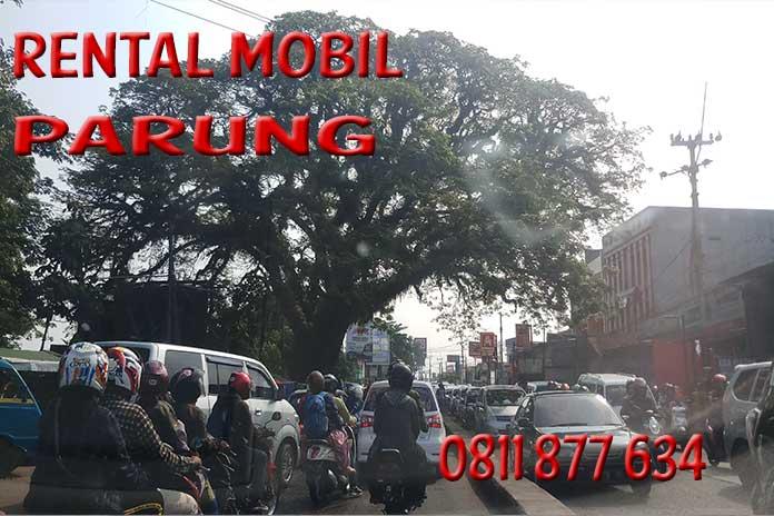 rental mobil parung