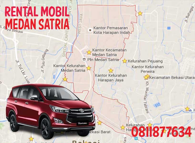 Daftar Harga Rental Mobil Medan Satria Sewa Harian Gratis Supir