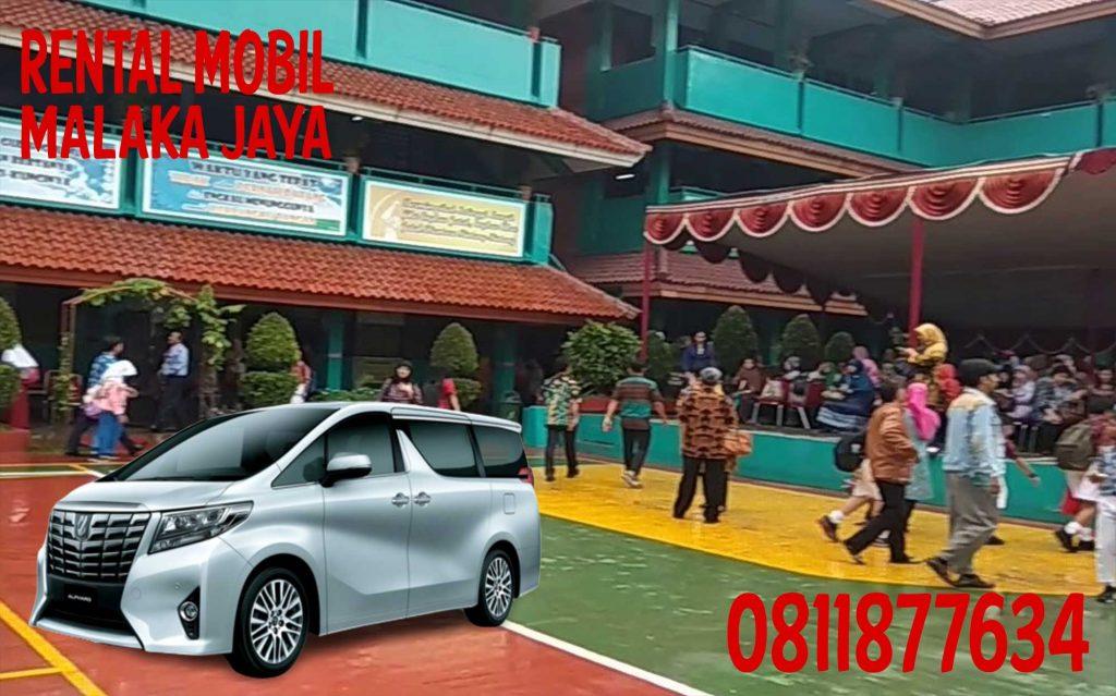 Jasa Rental Mobil Malaka Jaya Sewa Harian Gratis Sopir Harga Murah