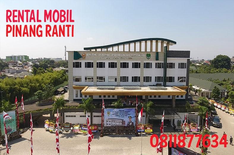 Jasa Rental Mobil Pinang Ranti Sewa Harian Gratis Sopir Harga Murah