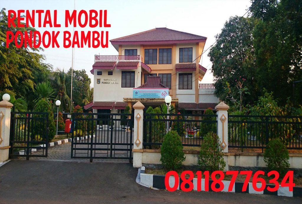Jasa Rental Mobil Pondok Bambu Sewa Harian Gratis Sopir Harga Murah