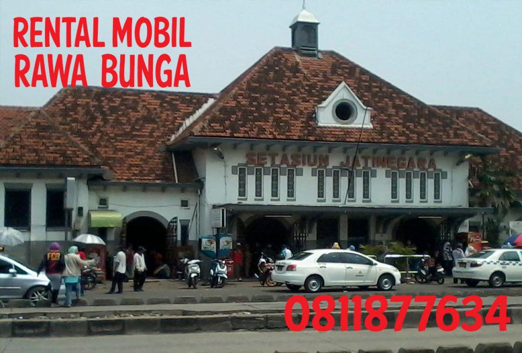 Jasa Rental Mobil Rawa Bunga Sewa Harian Gratis Sopir Harga Murah