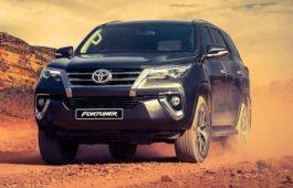 Rental Mobil Fortuner Unit Terbaik di Jakarta Untuk Temani Perjalanan Anda